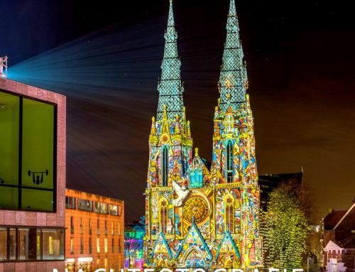 Nachtfotografie @ Amsterdam Light Festival